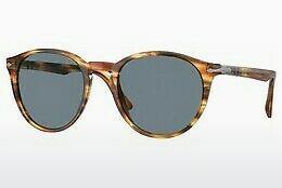 PERSOL Persol Herren Sonnenbrille » PO3007S«, gelb, 105056 - gelb/blau