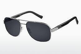 Pierre Cardin Herren Sonnenbrille » P.C. 6196/S«, braun, 086/IR - braun/grau