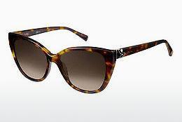 Pierre Cardin Damen Sonnenbrille » P.C. 8451/S«, rot, O63/HA - rot/braun