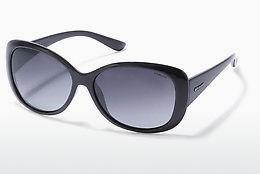 Polaroid Damen Sonnenbrille » P8317«, schwarz, KIH/IX - schwarz/grau