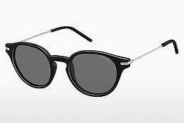 Polaroid Herren Sonnenbrille » PLD 2034/S«, schwarz, CVS/Y2 - schwarz/grau