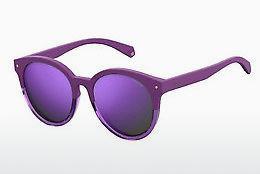 Polaroid Kinderbrillen Sonnenbrille » PLD 8018/S«, lila, 2Q1/MF - lila/lila
