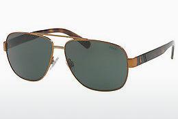 Polo Herren Sonnenbrille » PH4127«, grau, 528487 - grau/grau