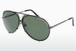 PORSCHE Design Porsche Design Herren Sonnenbrille » P8541«, goldfarben, C - gold/grün