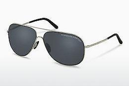 PORSCHE Design Porsche Design Herren Sonnenbrille » P8565«, silberfarben, C - silber/silber
