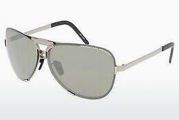 PORSCHE Design Porsche Design Herren Sonnenbrille » P8678«, goldfarben, C - gold