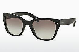 PRADA Prada Damen Sonnenbrille » PR 18SS«, braun, UE00A6 - braun/ rosa