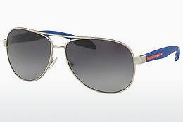Sonnenbrille Prada Sport BENBOW (PS 53PS QFP5W1) - Silber