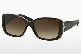 Ralph Lauren Damen Sonnenbrille » RL8146P«, braun, 500452 - braun/grün