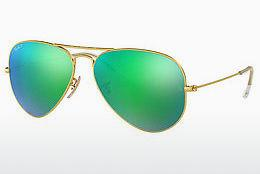 Sonnenbrille Ray-Ban AVIATOR LARGE METAL (RB3025 112/P9) - Gold