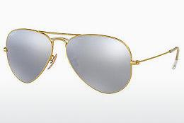 Sonnenbrille Ray-Ban AVIATOR LARGE METAL (RB3025 112/W3) - Gold
