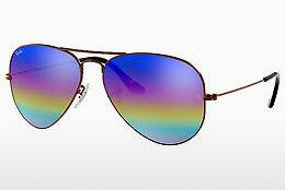 Sonnenbrille Ray-Ban AVIATOR LARGE METAL (RB3025 9019C2)