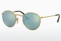 Sonnenbrille Ray-Ban ROUND METAL (RB3447N 001/30)