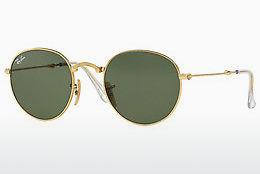 Sonnenbrille Ray-Ban Round Folding Ii (RB3532 001) - Gold