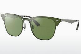 Sonnenbrille Ray-Ban Blaze Clubmaster (RB3576N 042/30)