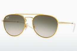 Sonnenbrille Ray-Ban RB3589 90582C - Gold, Gelb