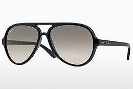 Sonnenbrille Ray-Ban CATS 5000 (RB4125 601/32) - Schwarz