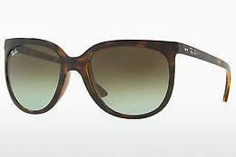 Sonnenbrille Ray-Ban CATS 1000 (RB4126 710/A6) - Braun, Havanna