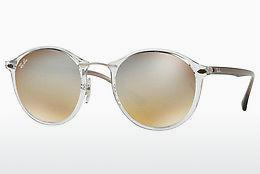 Sonnenbrille Ray-Ban Round Ii Light Ray (RB4242 6290B8) - Transparent
