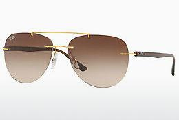 Sonnenbrille Ray-Ban RB8059 157/13 - Gold