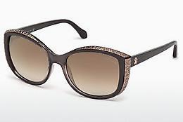 roberto cavalli Roberto Cavalli Damen Sonnenbrille » RC972S«, braun, 50G - braun/braun