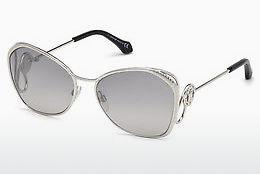 Sonnenbrille Roberto Cavalli RC1062 16C - Silber, Shiny, Grey