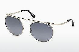 Sonnenbrille Roberto Cavalli RC1071 16B - Silber, Shiny, Grey