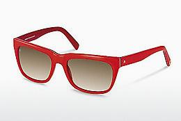 Sonnenbrille Rocco by Rodenstock RR309 C - Orange, Rot