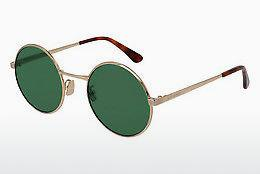 Sonnenbrille Saint Laurent SL 136 ZERO 002 - Gold