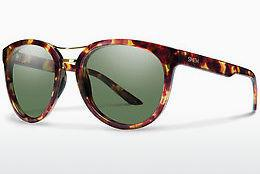 Sonnenbrille Smith BRIDGETOWN MY3/L7 - Braun, Havanna