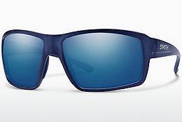 Smith Sonnenbrille » REDMOND«, schwarz, DL5/QG - schwarz/blau