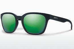 Smith Sonnenbrille » FOUNDER SLIM«, schwarz, D28/L7 - schwarz/grün