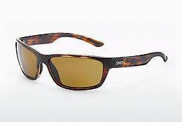 Smith Sonnenbrille » WOLCOTT«, braun, VP1/S3 - braun/braun