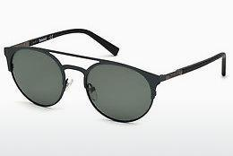 Timberland Herren Sonnenbrille » TB9120«, schwarz, 09R - schwarz/grün