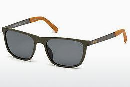Timberland Herren Sonnenbrille » TB9149«, grün, 97D - grün/grau