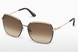 Sonnenbrille Tod's TO0185 28F - Gold