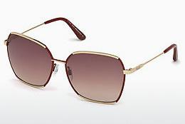Sonnenbrille Tod's TO0185 33F - Gold