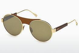 Sonnenbrille Tod's TO0216 33Q - Gold