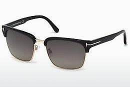 Sonnenbrille Tom Ford River (FT0367 01D) - Schwarz, Shiny