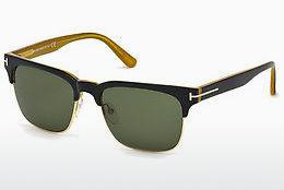 Sonnenbrille Tom Ford Louis (FT0386 05N) - Schwarz