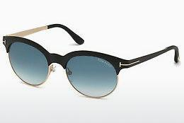 Tom Ford Damen Sonnenbrille » FT0579«, gelb, 53K - gelb/braun