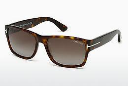 Sonnenbrille Tom Ford Mason (FT0445 52B) - Braun, Dark, Havana