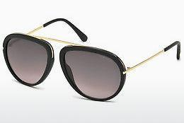 Sonnenbrille Tom Ford Stacy (FT0452 02T) - Schwarz, Matt