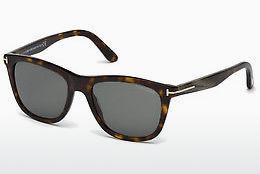 Sonnenbrille Tom Ford Andrew (FT0500 52N) - Braun, Dark, Havana
