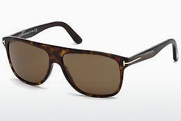 Sonnenbrille Tom Ford Inigo (FT0501 52E) - Braun, Dark, Havana