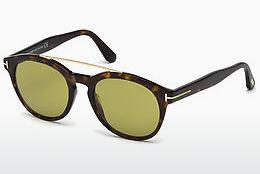Sonnenbrille Tom Ford Newman (FT0515 52N) - Braun, Dark, Havana