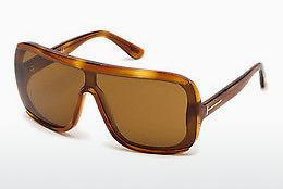 Sonnenbrille Tom Ford FT0559 53E - Havanna, Yellow, Blond, Brown
