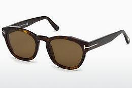Sonnenbrille Tom Ford FT0590 52J - Braun, Dark, Havana