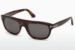 Tom Ford Damen Sonnenbrille » FT0576«, braun, 52G - braun/braun