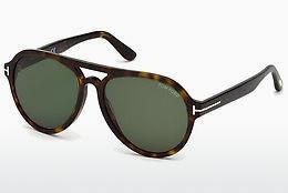 Sonnenbrille Tom Ford FT0596 52N - Braun, Dark, Havana